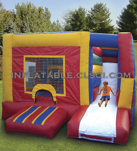 T2-1437 Inflatable Bouncer