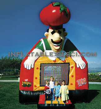 T2-1441 Inflatable Bouncer