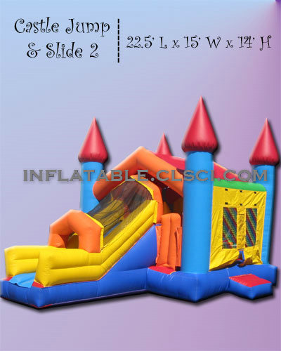 T2-1444 Inflatable Bouncer