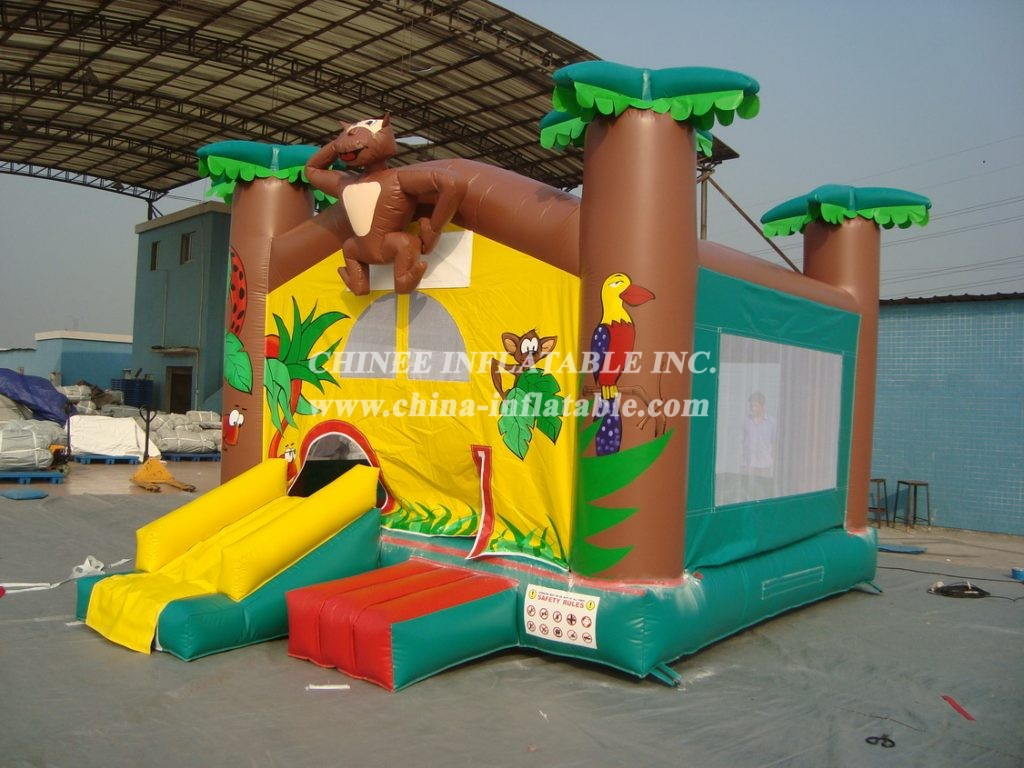 T2-2788 Inflatable Bouncers