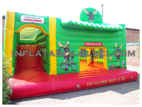 T2-1474Inflatable Bouncer