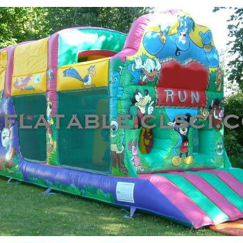 T2-1500 Inflatable Bouncer