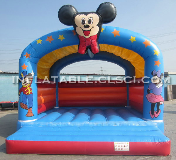 T2-1503 Inflatable Bouncers