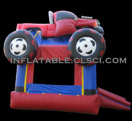 T2-1515 Inflatable Bouncer