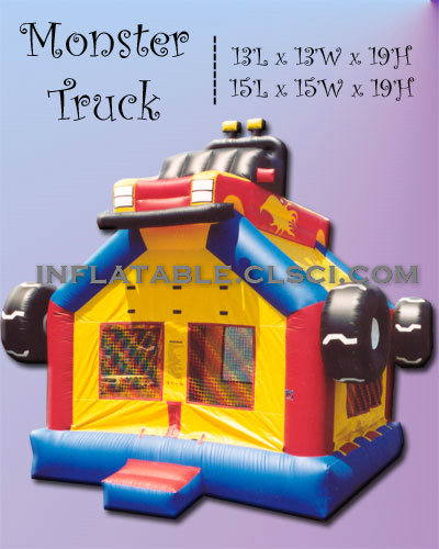 T2-1517 Inflatable Bouncer