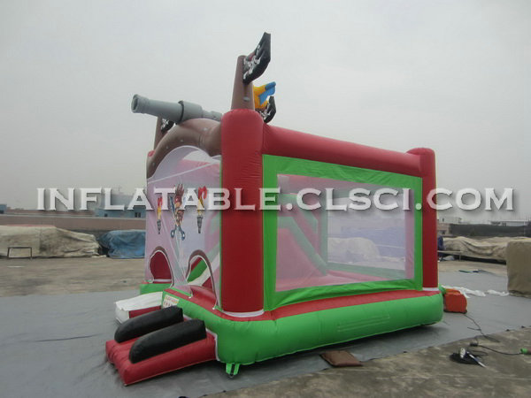 T2-1556 Inflatable Bouncers