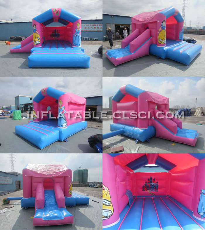 T2-1586 Inflatable bouncers
