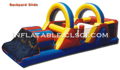 T2-15 Inflatable Obstacles Courses
