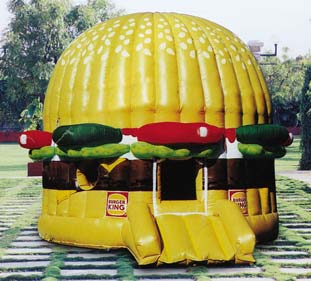 T2-161 inflatable bouncer