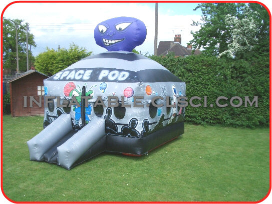 T2-1647 Inflatable Bouncer