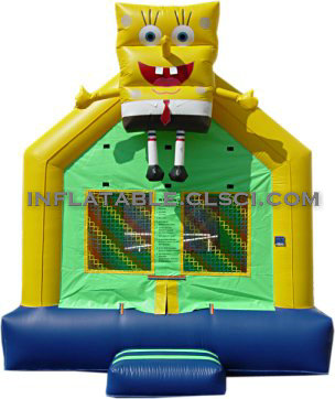 T2-1660 Inflatable Bouncer