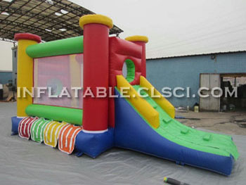 T2-166 Inflatable Bouncers
