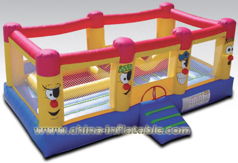T2-167 inflatable bouncer