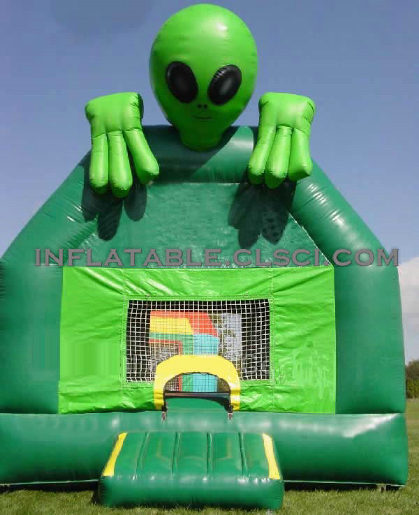 T2-1688 Inflatable Bouncer
