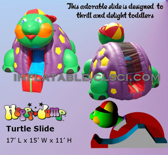 T2-1696 Inflatable Bouncer