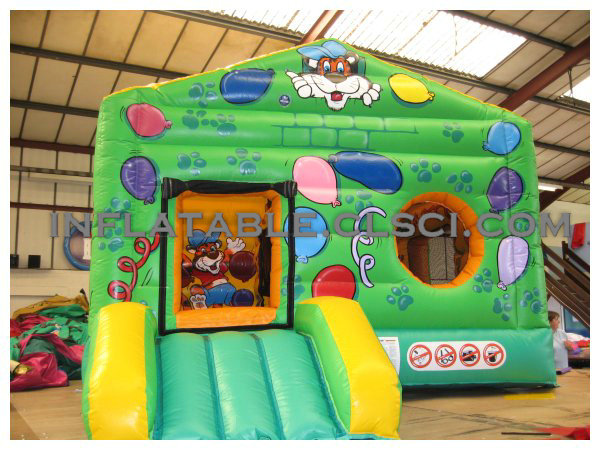 T2-1738 Inflatable Bouncer