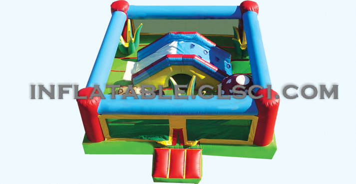 T2-1740 Inflatable Bouncer