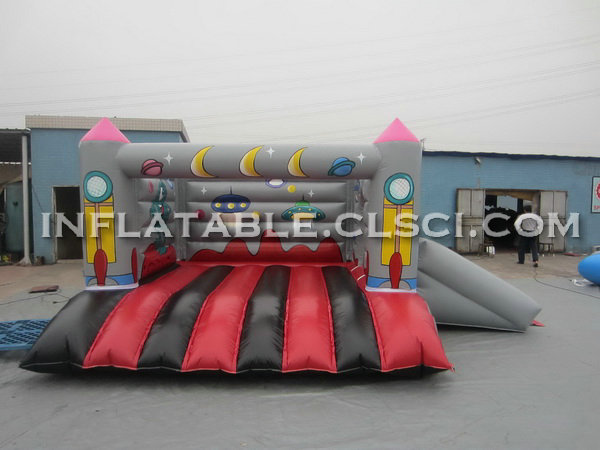 T2-1744 Inflatable Bouncers