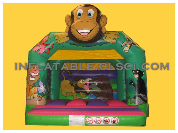 T2-1746 Inflatable Bouncer