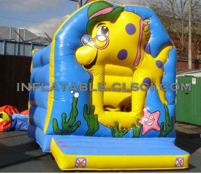 T2-1754 Inflatable Bouncer