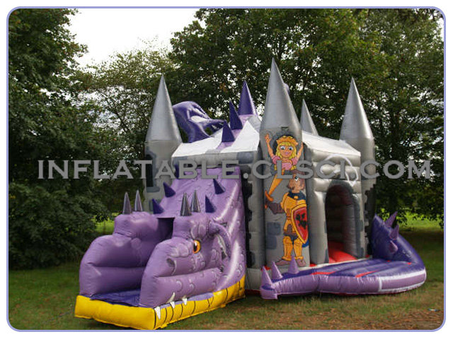T2-1755 Inflatable Bouncer