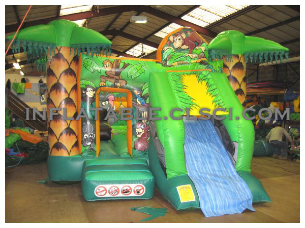 T2-1767 Inflatable Bouncer