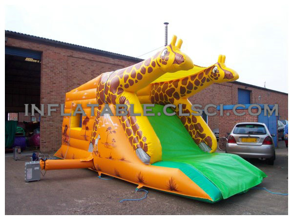 T2-1771 Inflatable Bouncer