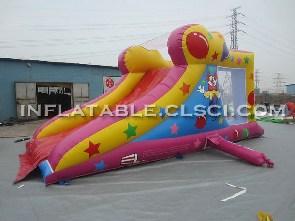 T2-1774 Inflatable Bouncers