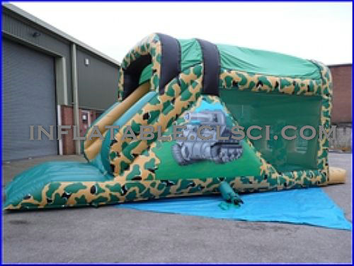 T2-1786 Inflatable Bouncer