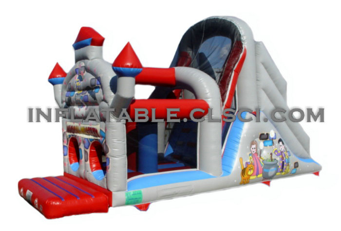T2-1791 Inflatable Bouncer