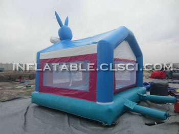 T2-179  Inflatable Bouncers
