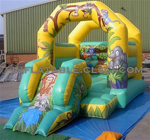 T2-1812 Inflatable Bouncer