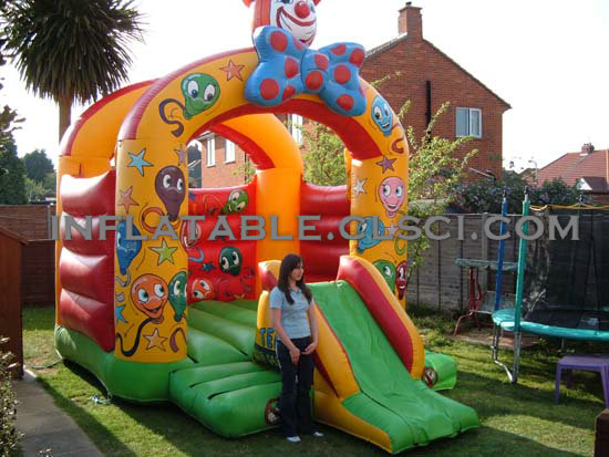 T2-1818 Inflatable Bouncer