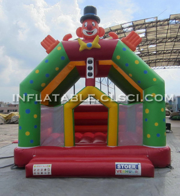 T2-182 Inflatable Jumpers