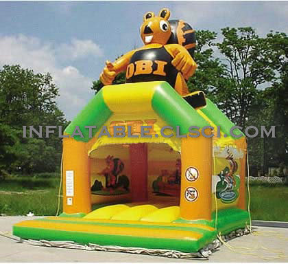 T2-1842 Inflatable Bouncers