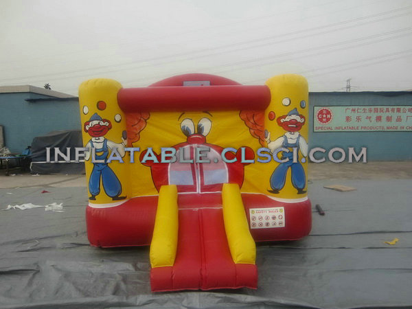 T2-1863  Inflatable Bouncers