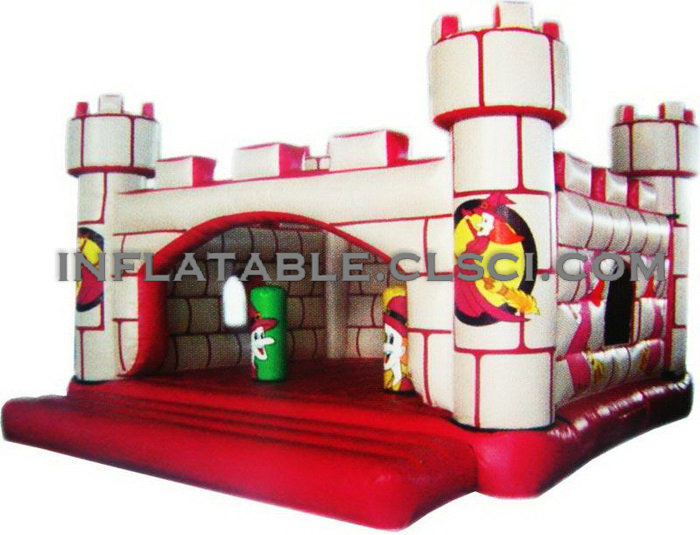 T2-1868 Inflatable Bouncer