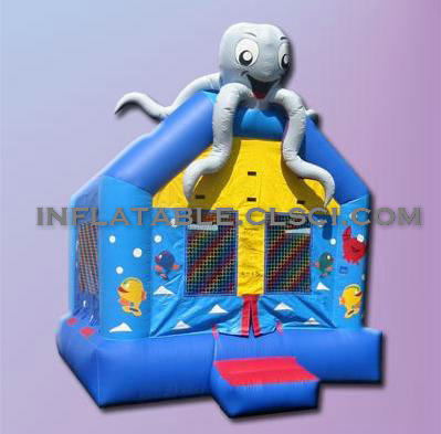 T2-1871 Inflatable Bouncer