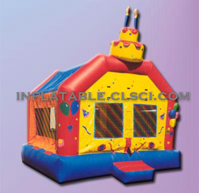 T2-1872 Inflatable Bouncer