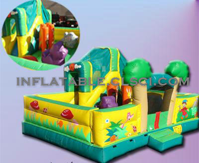 T2-1874 Inflatable Bouncer