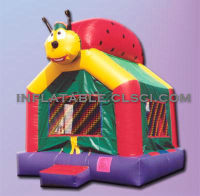 T2-1875 Inflatable Bouncer