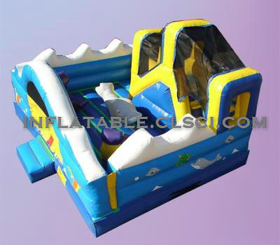 T2-1876 Inflatable Bouncer