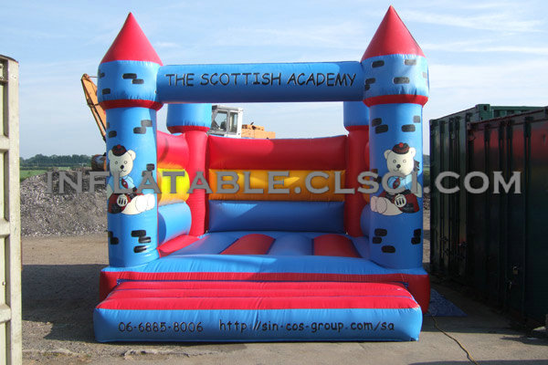 T2-1877 Inflatable Bouncer