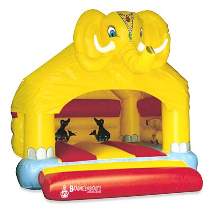 T2-187 inflatable bouncer