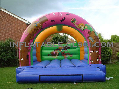 T2-1880 Inflatable Bouncer
