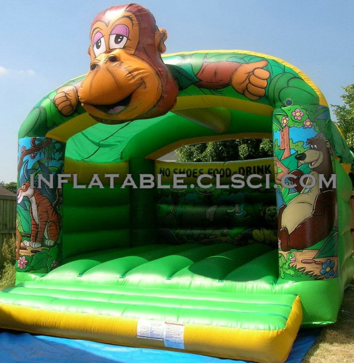 T2-1883 Inflatable Bouncer