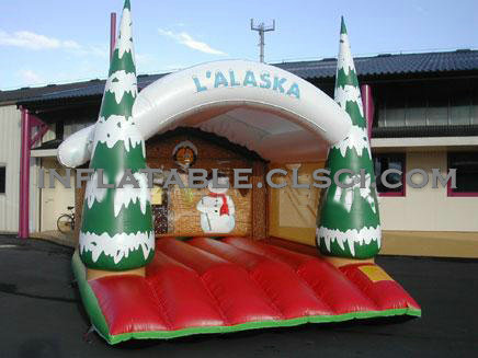 T2-1887 Inflatable Bouncer