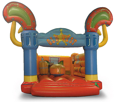 T2-189 inflatable bouncer