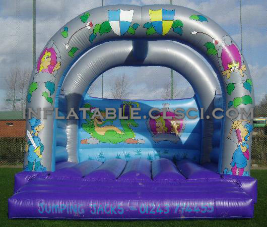 T2-1918 Inflatable Bouncer