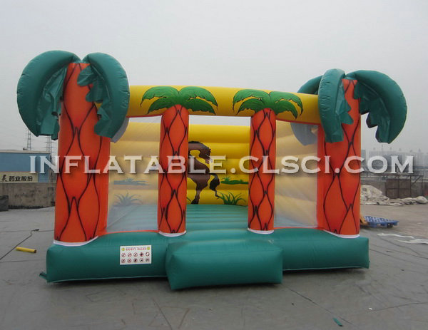 T2-1919 Inflatable Bouncers